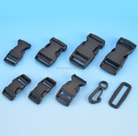 Guangdong supplier high quality plastic buckles for strapping band