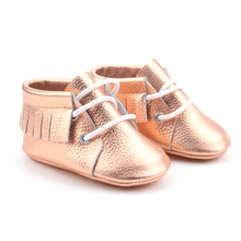 Shenzhen Baby Shoes Factory Manufacture Customized Baby Moccasins