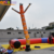Hot sale inflatable dancer flying tube man with full printing  for advertising