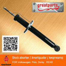High quality rear shock absorber for VW Polo, Derby 861513031K accessories