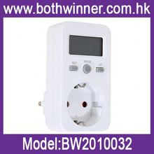 Energy monitor socket us ,h0tjh electric power meter digital for sale