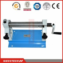 Asymmetrical 3 Roller Plate Bending Machine /plate rolling machine / hand