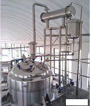Herb leaves, flower oil extractor, essential oil distillation equipment