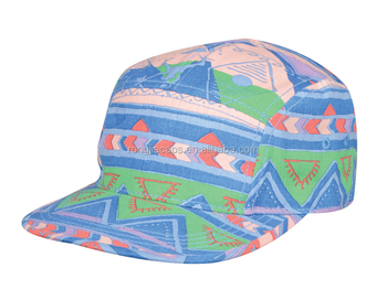 6 panel sublimation snapback hats