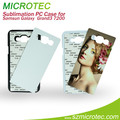 Sublimation Blank case for Samsung Galaxy Grand 3 G7200
