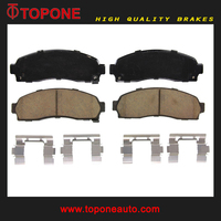 D833 D913 For MAZDA B3000 Brake Pad Manufacturer For Auto Parts Aftermarket