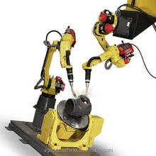 welding robots for welding door, cars, harewares, making metalware