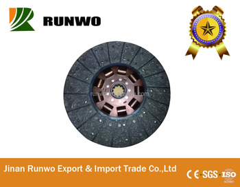 Truck Spare Parts DZ1560160020 Clutch Cover