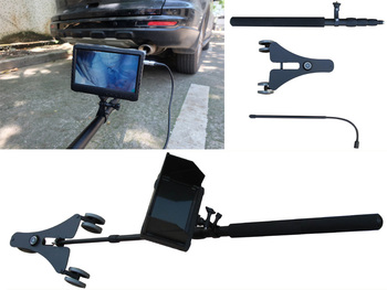 2016 New Design 1080P Full HD Handheld Under Vehicle Inspection System with Two Telescopic Pole HD Camera