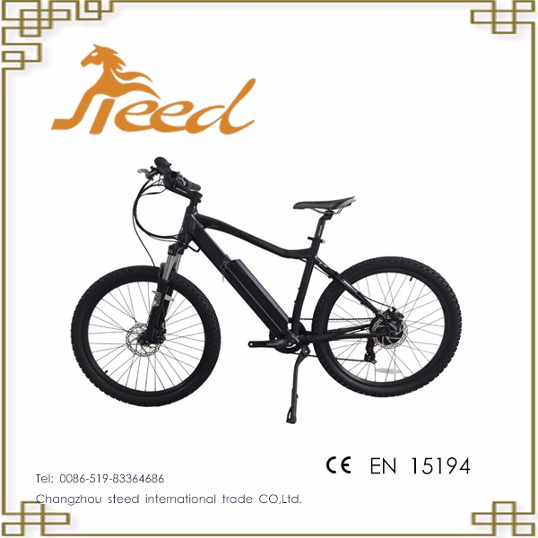 Best selling electric mountain bike/bicycles in green city