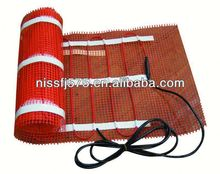 heating cable 24v dc UL3132 tinned plated copper heat resistant flexible cable made in china
