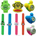 Chinese imports wholesale set silicone digital slap watch