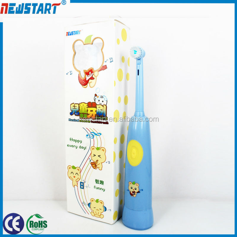 manufacturer supply children musical kid toothbrush