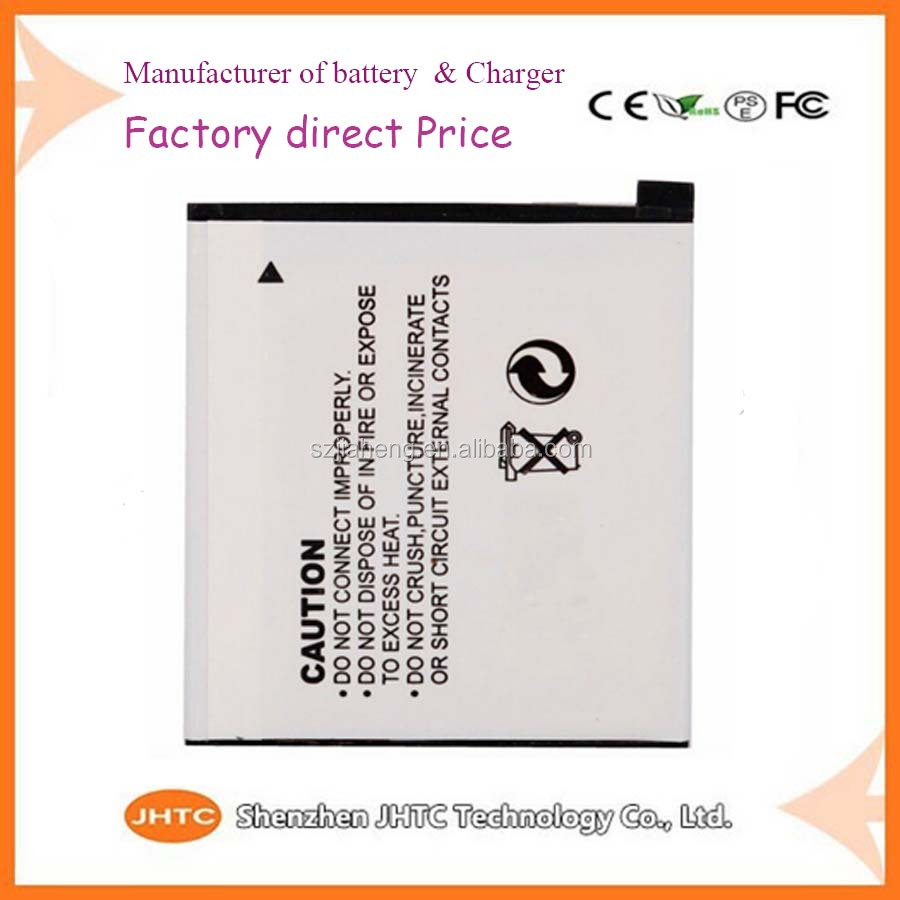Digital camera lithium battery NP-60 for casio Exilim serious
