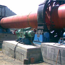 Factory Supply Rotary Kiln For Active Lime Calcination