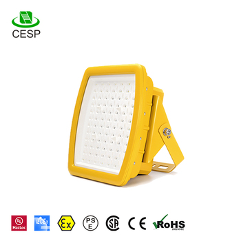 UL class I division 2 led explosion proof lights
