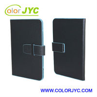 7inch flip cover leather case for tablet pc