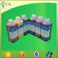 Export Quality 24monthes Outdoor Durability Printing Eco-solvent Ink For Epson Stylus Color 9000