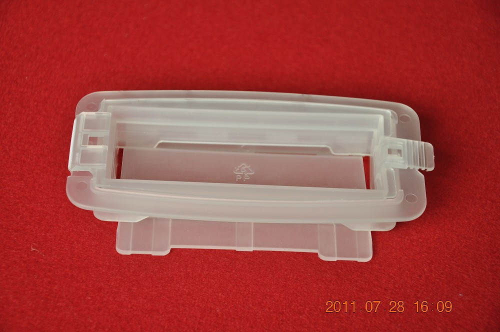 2015 new large plastic cardboard box clip