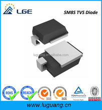 SM8S28A Transient Voltage Suppressors Diodes