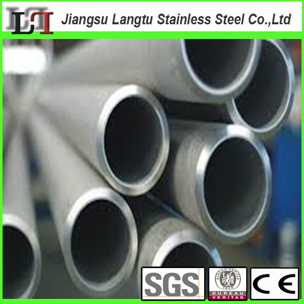 Hot selling 2B finish sandvik stainless steel pipe for kitchen material