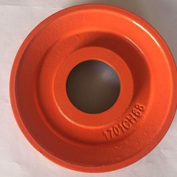 Chinese supplier professional customized Cast Iron belt pulley sheave for Ceramic Glazing Line
