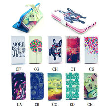 for apple iphone 6s mobile phone flip cute case