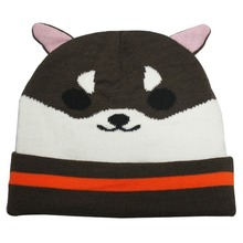 JS Wholesale Animal Style Kids Knitted Winter Hat