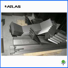 Sheet metal stamped bended part, stamping service, bending service