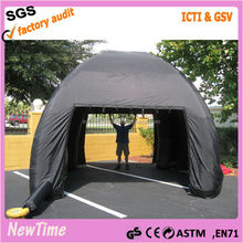 15' INFLATABLE TENT WITH DOORS /BLOWER 4 ADVERTISING PROMO