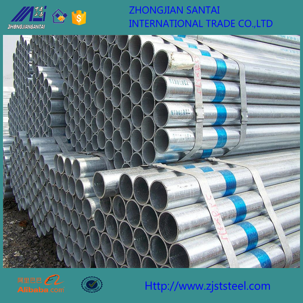 Schedule 40 scaffolding gi steel pipe philippines