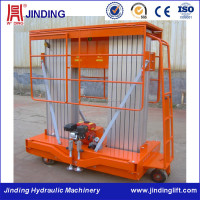 2016 New coming mobile electric aluminum air lifting platform