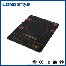Kitchen cooking appliance Touch Schott Ceran Glass 12v battery powered induction cooker /induction cooker spare parts