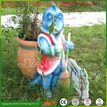 JM-KL-799 Amusement Park Ornaments Cartoon Dinosaur Statue