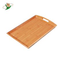 Environmental Protection Designer Food Serving Trays Mdf Wooden Tray