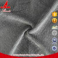 Anti-Static Shrink-Resistant Types Of Sofa Material Fabric