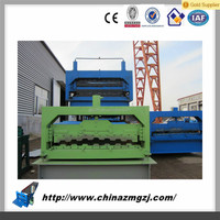 corrugated iron roller