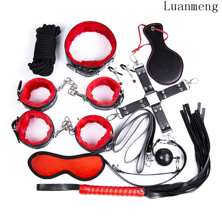 sex products to arouse women furry 10pcs leather set used sex toys for sale
