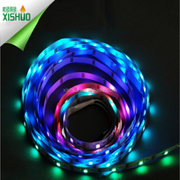 led flexibl strip warm white,color changing led snowball lights