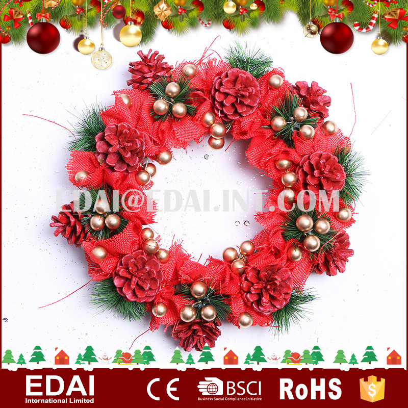 Wholesale christmas wreaths online buy best christmas for Best place to buy wreaths