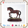 2015 Cheapest Chinese Polyresin Horse Statue