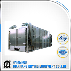 China Hangzhou Qianjiang drying equipment mesh belt dryer