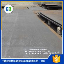 AAA Grade Hot Rolled Mild Steel Plate Price Per Ton