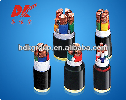 IEC 502 LV MV Electrical Cable and Power cable for NYY N2XY NYCY N2XH using building construction