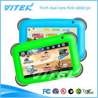 Bulk China OEM Low Price Private Model 7inch Android Kids Gaming Tablets