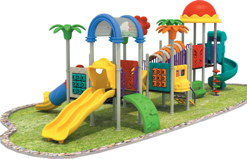 2013 fun cheap outdoor playgrounds for school