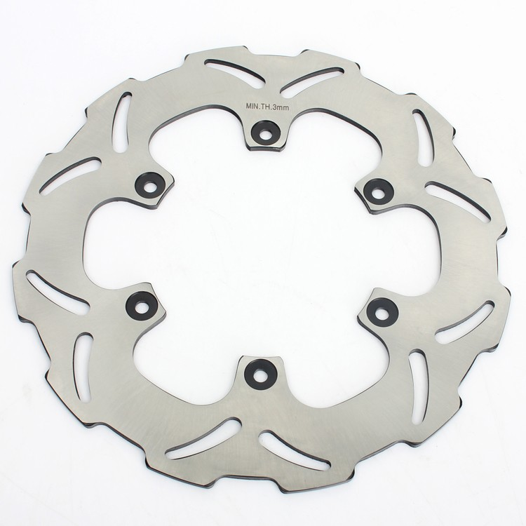 Solid Motorcycle Rear Brake Disc for YAMAHA YZ F 450 2006 - 2017