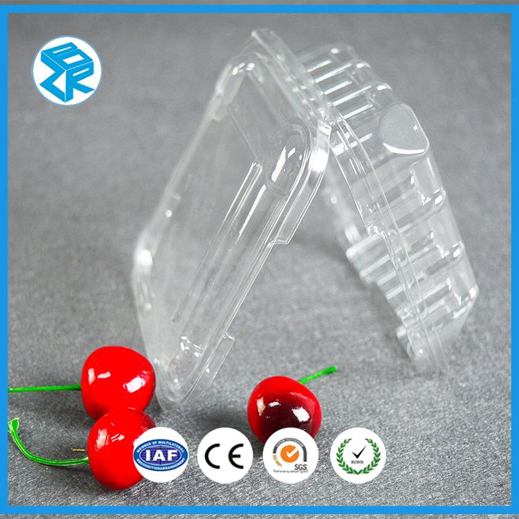 Vegetable Packaging Plastic Blister Box And Fruit Blister Custom Palstic Clamshell