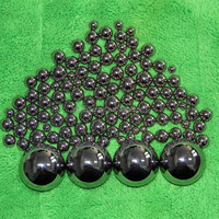 Considerable hardness chrome steel balls