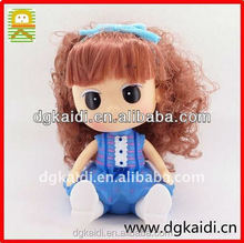 High quality OEM cute vinyl baby doll toy
